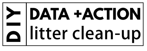 DATA +ACTION litter clean-up